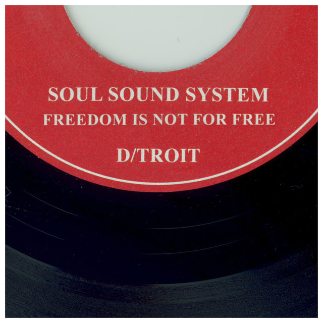 Soul Sound System / Freedom is Not for Free