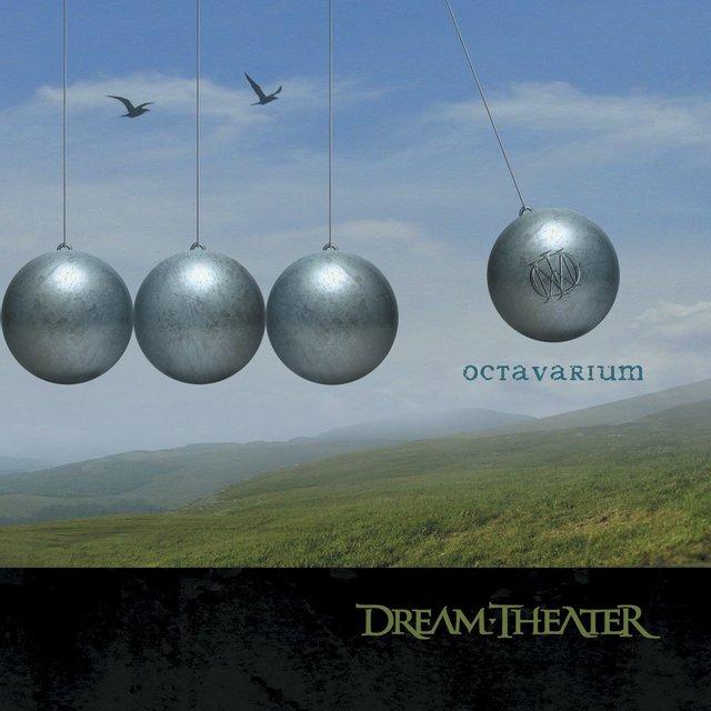 Cover art for album Octavarium by Dream Theater
