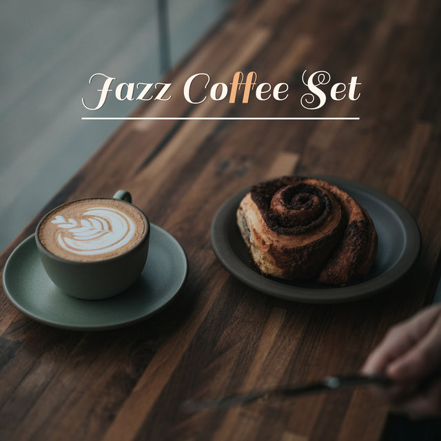 Jazz Coffee Set: 15 Jazz Pieces Composed Exclusively for Coffee