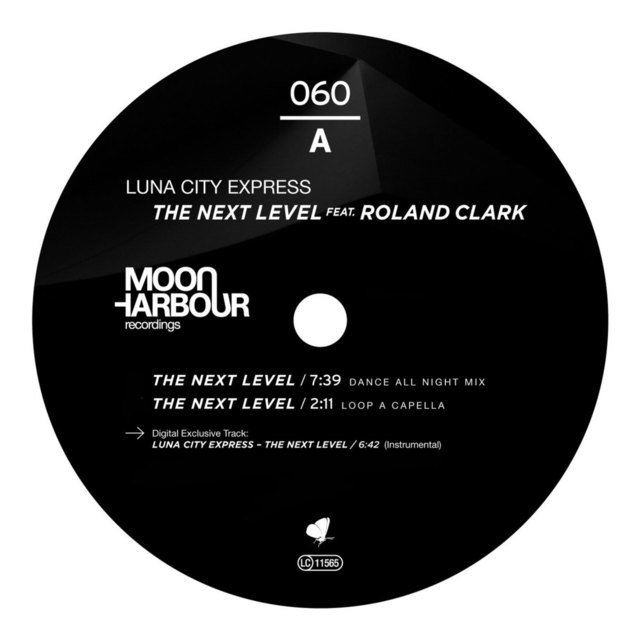 The Next Level (feat. Roland Clark)