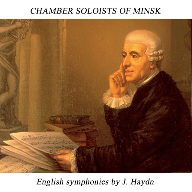 Haydn: English Symphonies