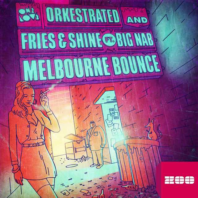 Melbourne Bounce (feat. Big Nab) (Remixes)