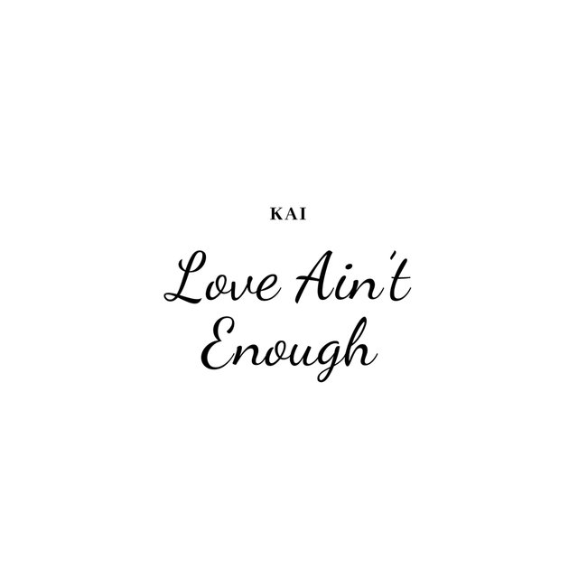 Love Ain't Enough