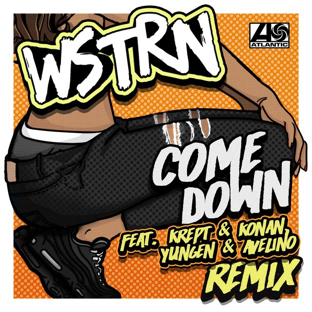 Come Down (feat. Krept & Konan, Yungen & Avelino) [Remix]