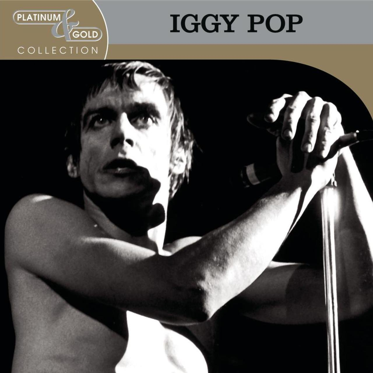 Iggy Pop Album Covers Great platinum & gold collection / iggy pop tidal