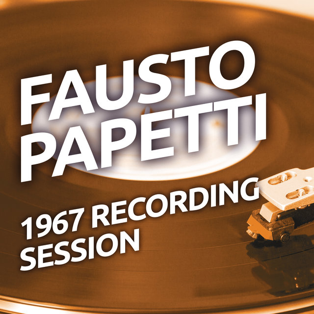 Fausto Papetti - 1967 Recording Session