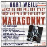 Aufstieg und Fall der Stadt Mahagonny, Act I: Oh show us the way to the next whisky bar (Jenny, 6 girls)