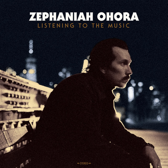 Cover art for album Listening to the Music by Zephaniah OHora