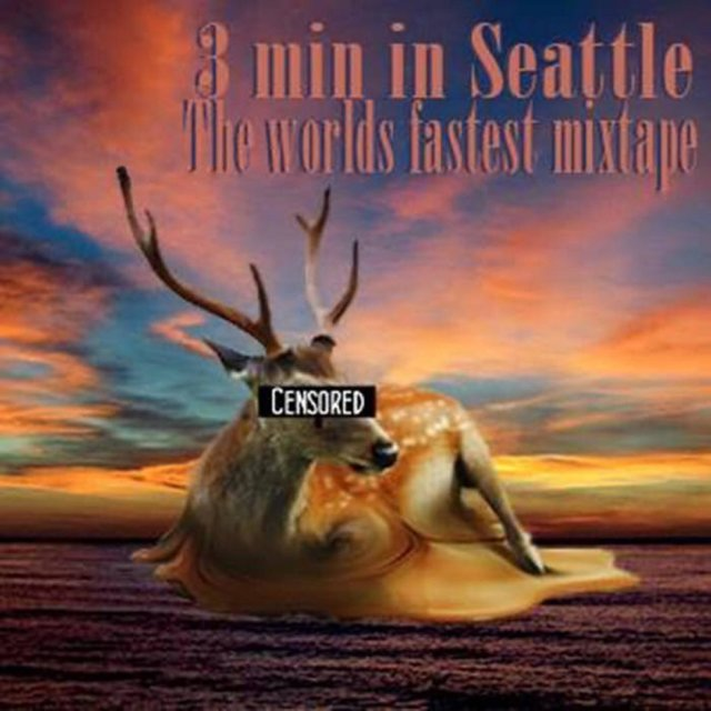 3 Minutes in Seattle (The Worlds Fastest Mixtape)