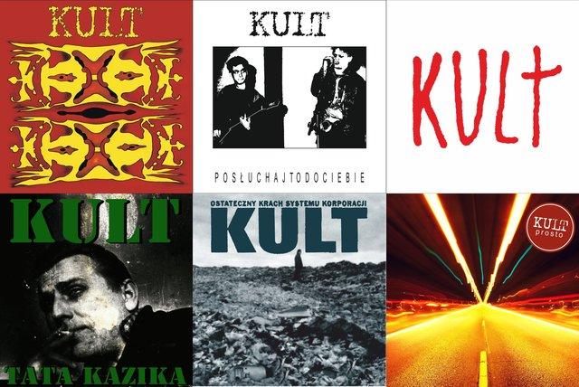 Cover art for album Kult - Klub Stodoła - 7 i 8.11.2014 by User
