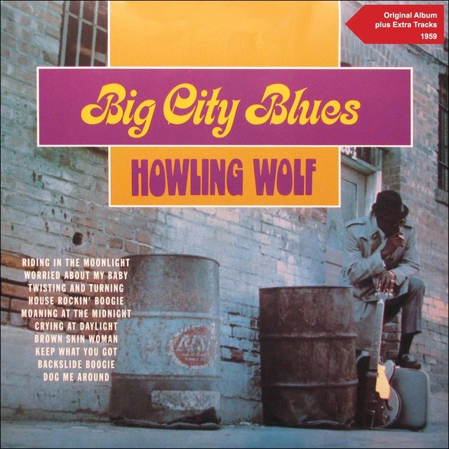 Big City Blues (Original Album plus Bonus Tracks - 1959)