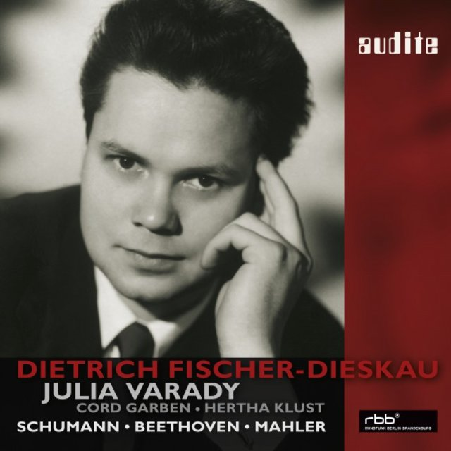 Dietrich Fischer-Dieskau sings Beethoven, Mahler and Schumann Duos with Julia Varady