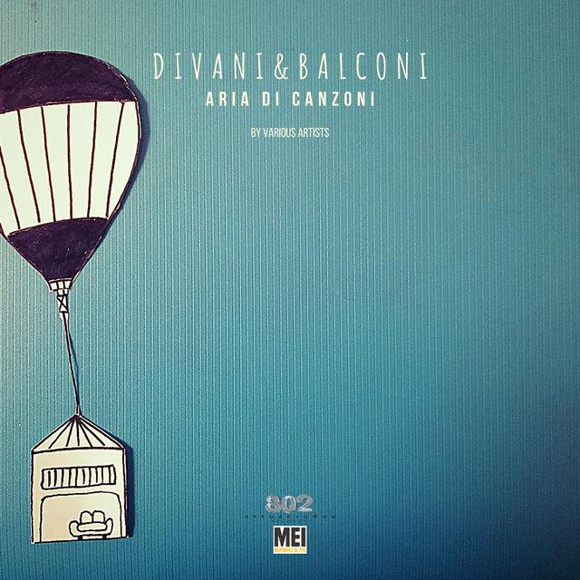 Cover art for album  by Pietro Spanò