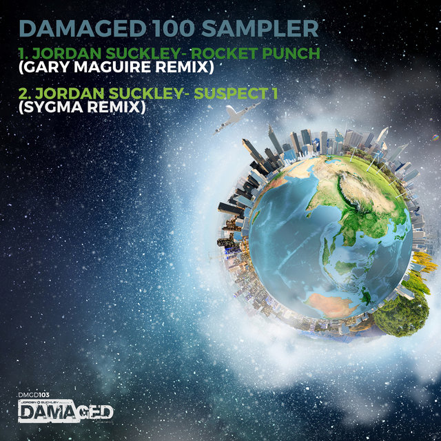 Damaged 100 Sampler