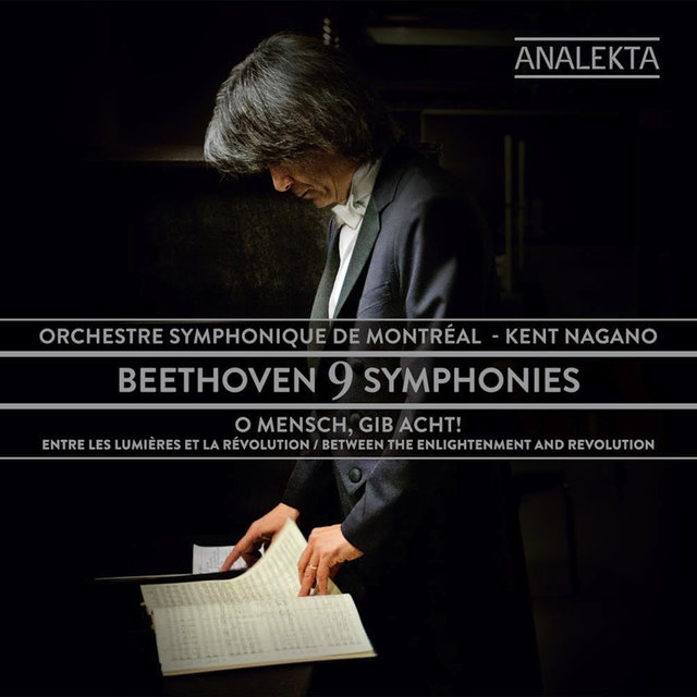 Beethoven: 9 Symphonies - Between The Enlightenment And Revolution