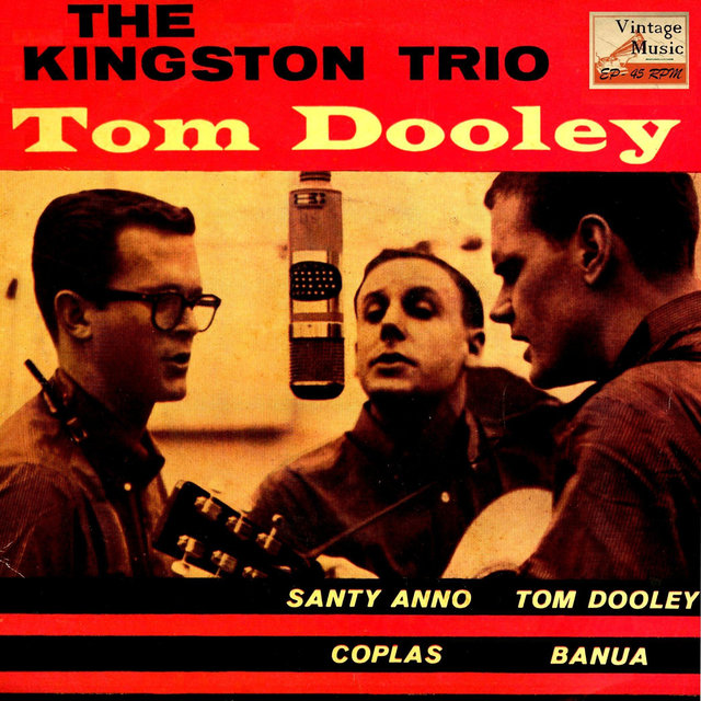 "Vintage World Nº 73 - EPs Collectors, ""Tom Dooley"""