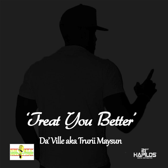 Treat You Better - Single