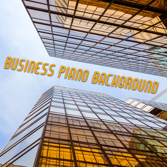 Business Piano Background - Instrumental and Elegant Jazz for Conversations with Contractors