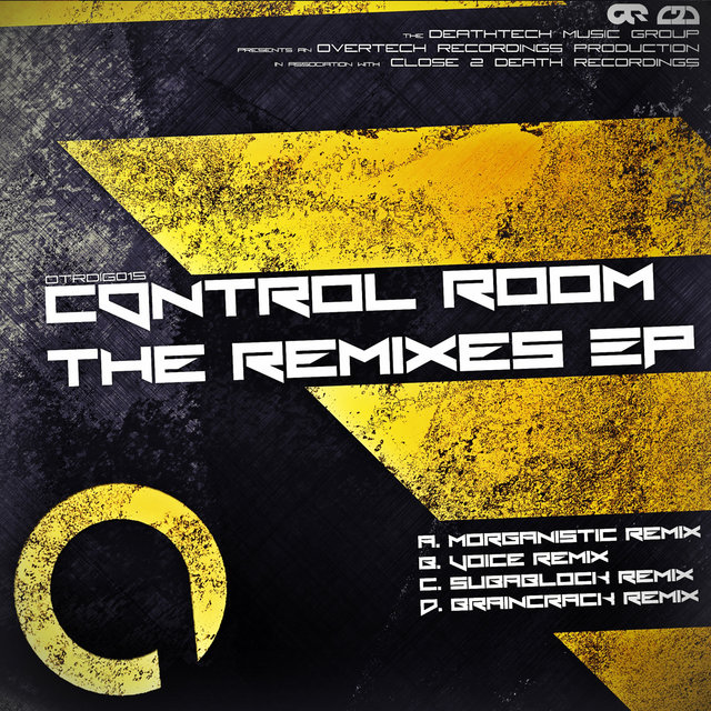 Control Room - The Remixes EP