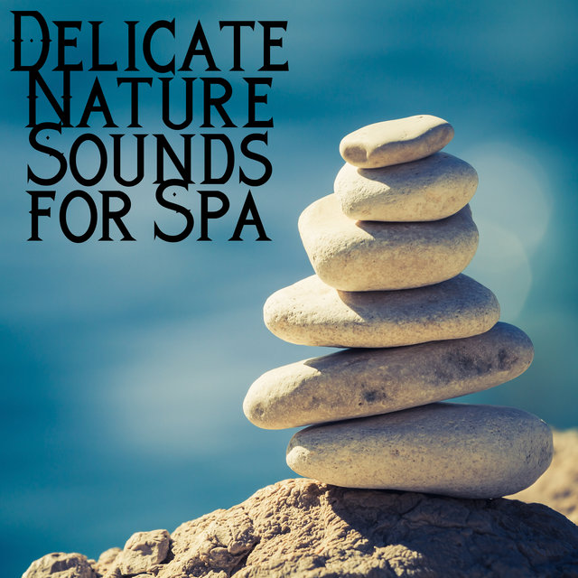 Delicate Nature Sounds for Spa - Relaxing New Age Music for Beauty, Massage and Wellness Salons