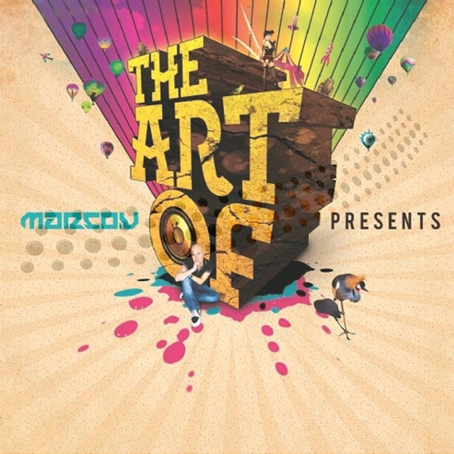 Marco V pres. The Art Of