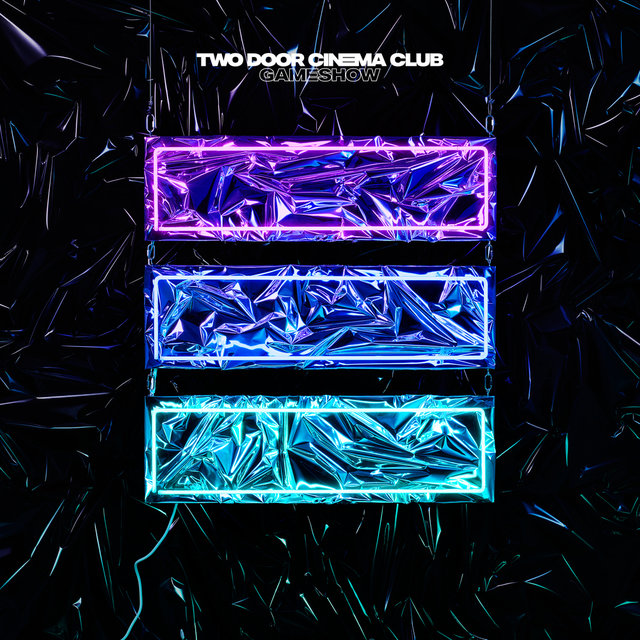 Cover art for album Gameshow by Two Door Cinema Club