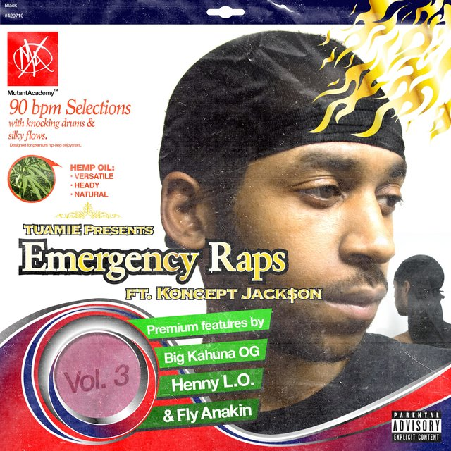 Emergency Raps, Vol. 3