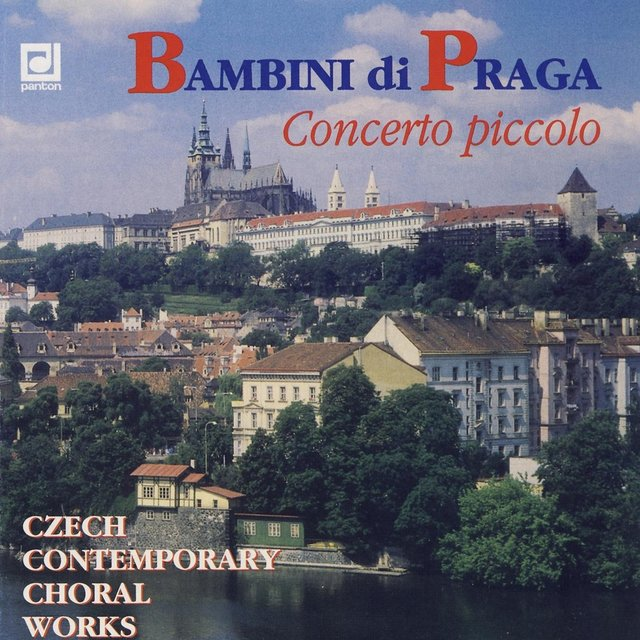 Czech Contemporary Choral Works: Concerto piccolo