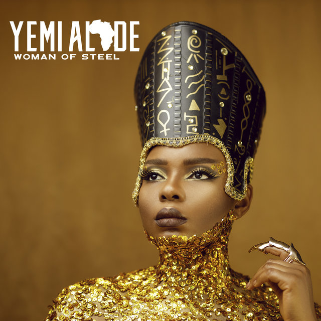 Cover art for album Woman Of Steel by Yemi Alade