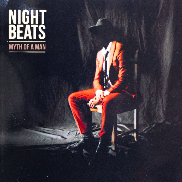 Cover art for album Myth of a Man by Night Beats