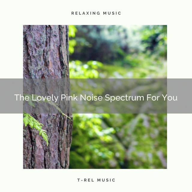 The Lovely Pink Noise Spectrum For You