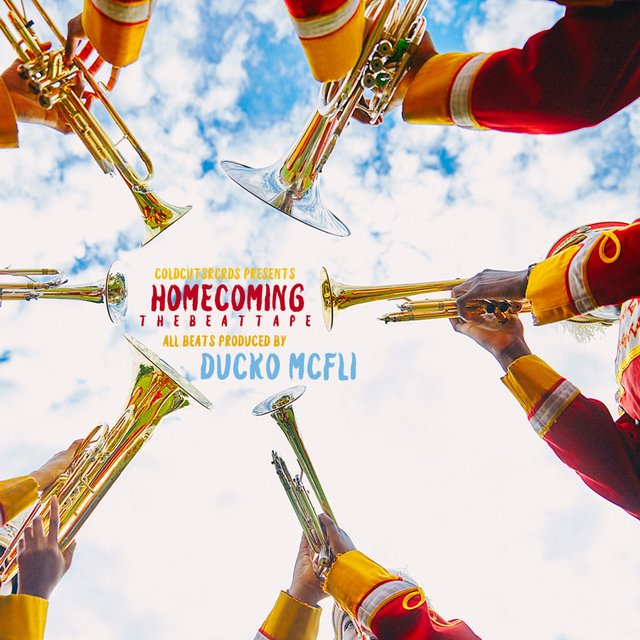 HomeComing the Beat Tape
