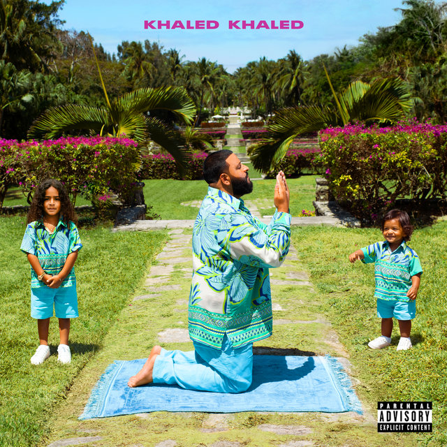 Cover art for album  by DJ Khaled, Nas, JAY-Z, James Fauntleroy