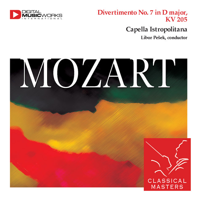Divertimento No. 7 in D major, KV 205