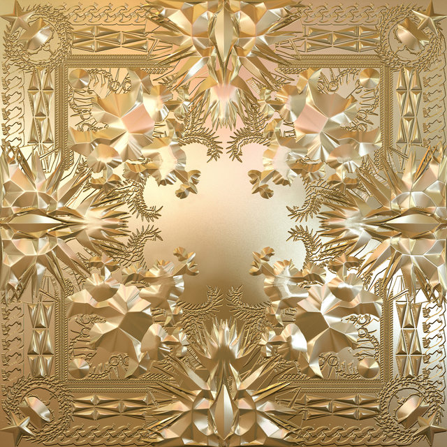 Cover art for album Watch The Throne (Deluxe) by JAY-Z, Kanye West