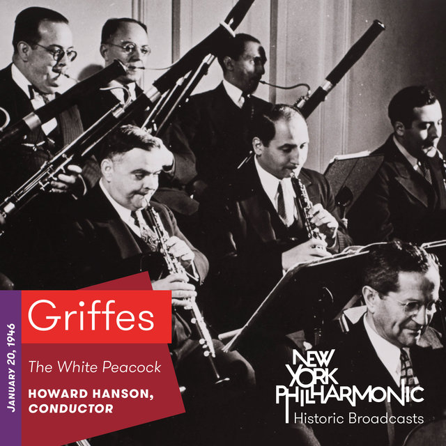 Griffes: The White Peacock (Recorded 1946)