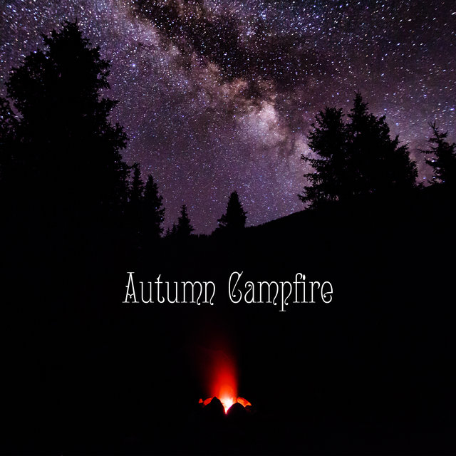 Autumn Campfire – Instrumental Jazz Music for Weekend with Friends