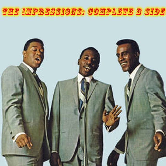 The Impressions Complete B Side