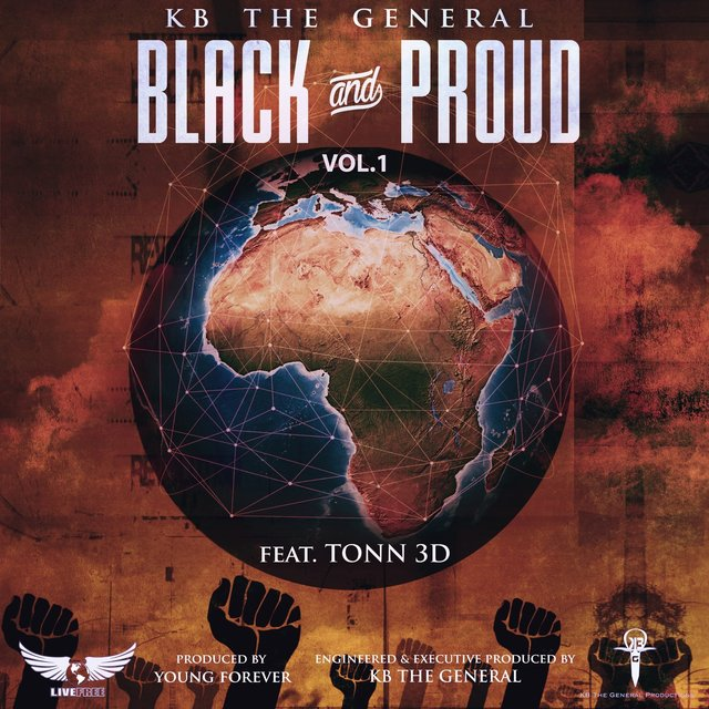 Black and Proud Vol. 1