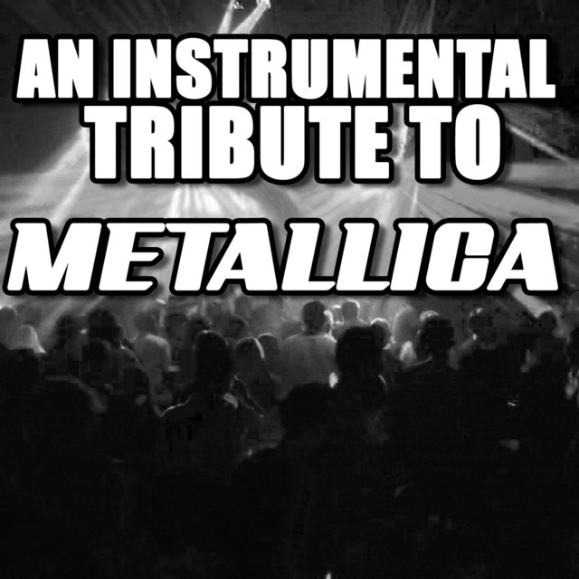 Cover art for album  by Various Artists - Metallica Tribute