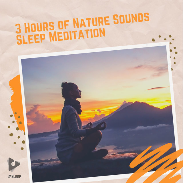 3 Hours of Nature Sounds Sleep Meditation