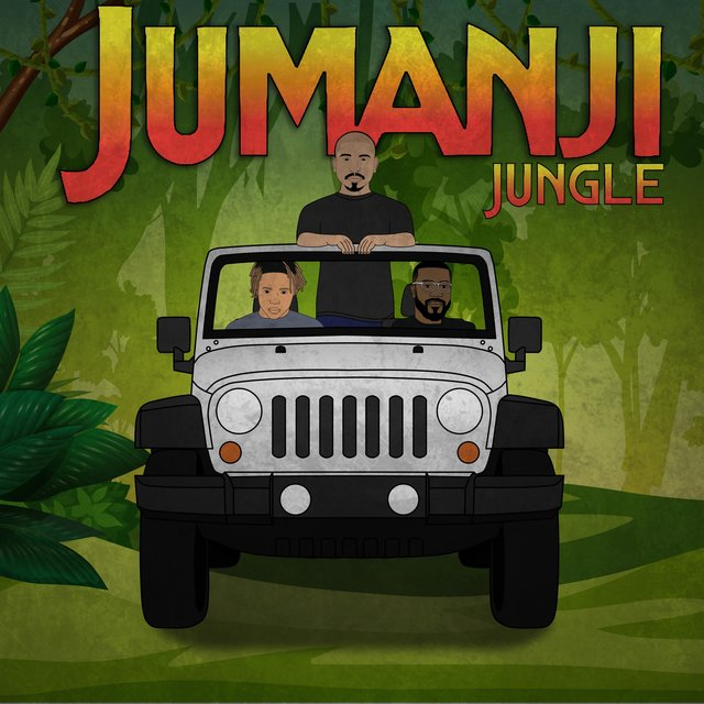 Jumanji Jungle (feat. Xay Hill)