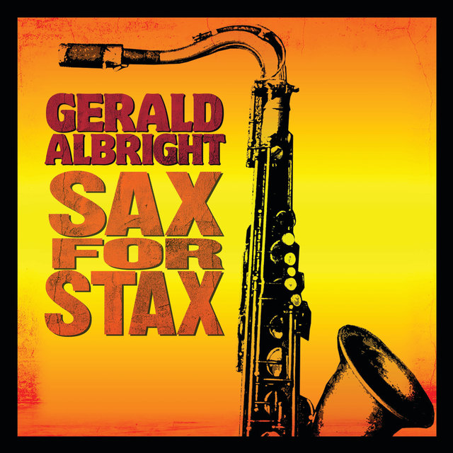 Sax for Stax ( 	)
