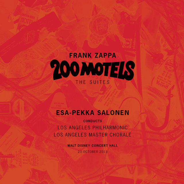 Frank Zappa: 200 Motels - The Suites (Live)