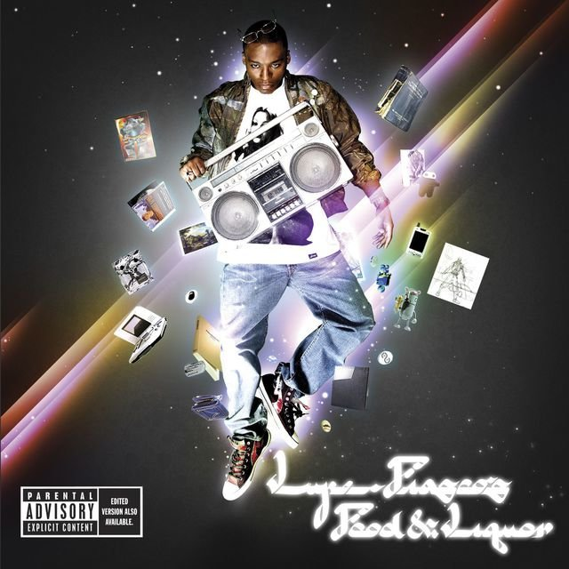 Lupe Fiasco's Food & Liquor