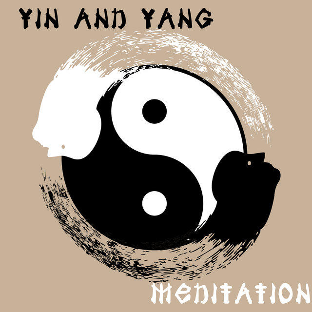 Yin and Yang Meditation - Find a Life and Spiritual Balance Thanks to Deep Daily Meditation, Reflections, Think Positive, Deep Concentration, Awaken Your Energy