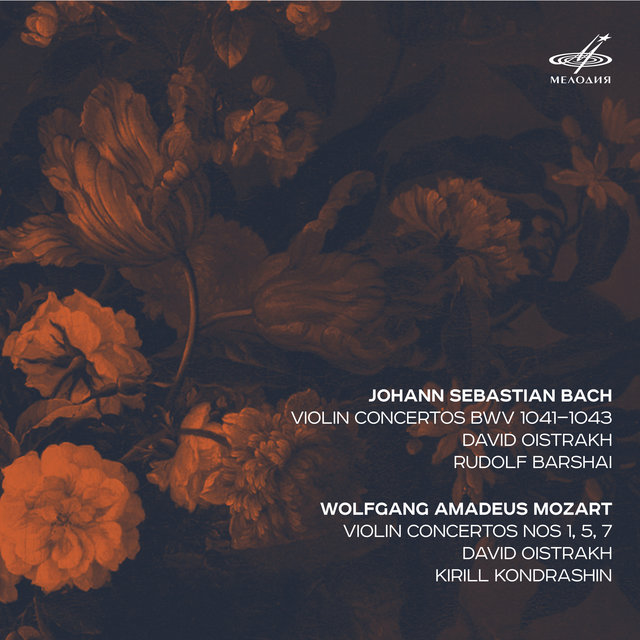 Bach & Mozart: Concertos for Violin