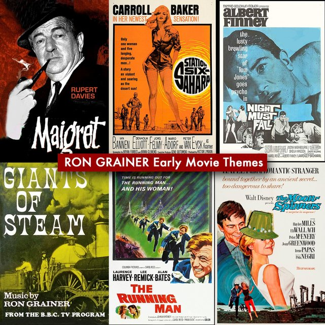 Best RON GRAINER Early Movie Themes