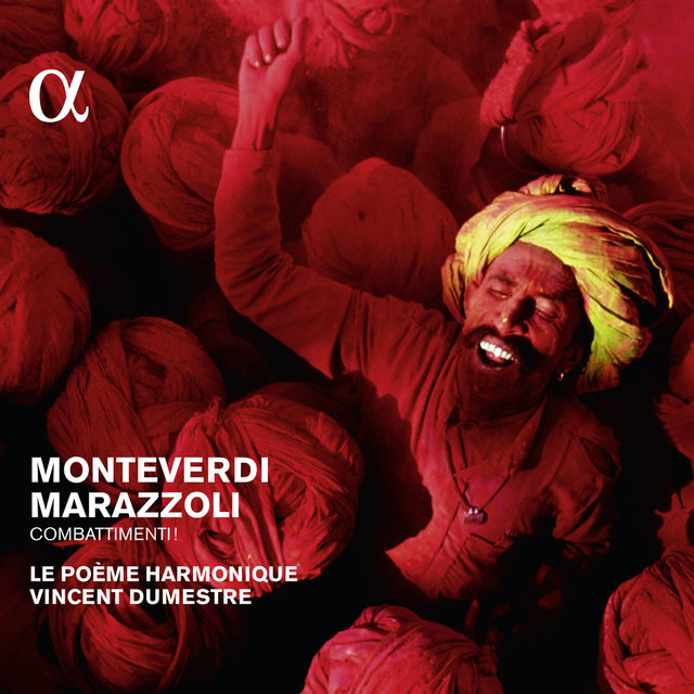 Monteverdi & Marazzoli: Combattimenti! (Alpha Collection)