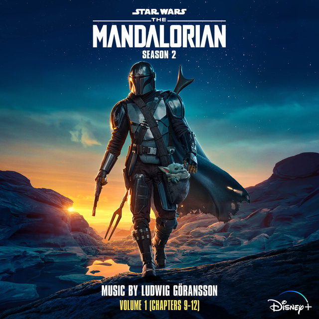 The Mandalorian: Season 2 - Vol. 1 (Chapters 9-12) (Original Score)